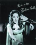 Barbara Shelley  Hand signed autograph (15)